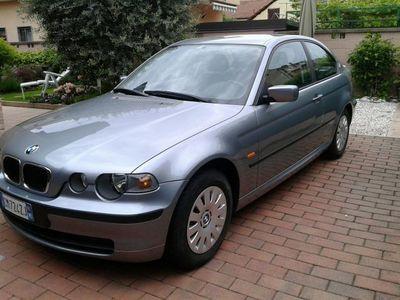 usata BMW 318 Compact Serie 3 td Comfort Usato