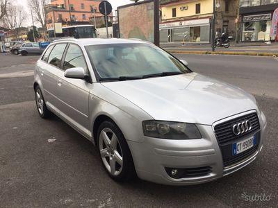usata Audi A3 2.0 tdi cambio automatico 2006
