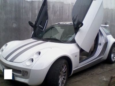 used Smart Roadster coupe'