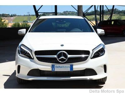 usata Mercedes A200 d Automatic Sport