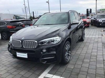 usata BMW X5 M50 d auto