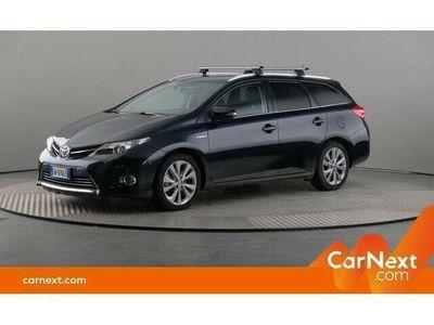 usata Toyota Auris SW Hybrid Lounge Touring Sports