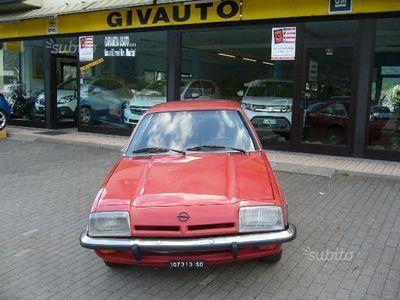 used Opel Manta 1600 Coupè
