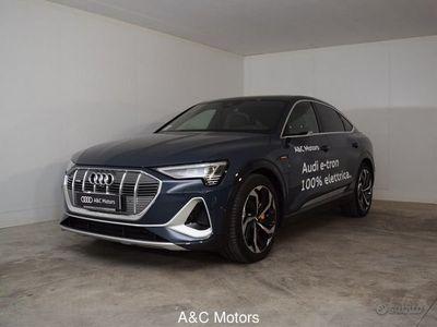 usata Audi E-Tron - SPB 55 quattro S line edition