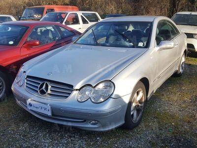 usata Mercedes CLK270 CDI cat Avantgarde del 2003 usata a Sesta Godano