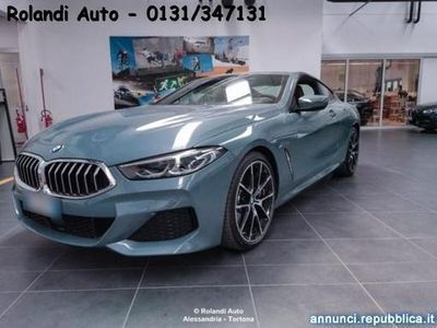 used BMW 840 d xDrive Coupé
