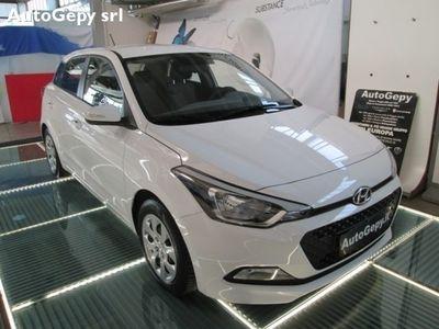 gebraucht Hyundai i20 1.2 5 porte Econext Classic