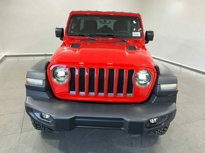 usata Jeep Wrangler Unlimited 2.2 Mjt II Rubicon
