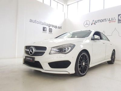 second-hand Mercedes CLA220 CDI Automatic Premium del 2015 usata a Pisa