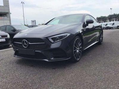 usata Mercedes 400 CLS cls couped Premium 4matic auto