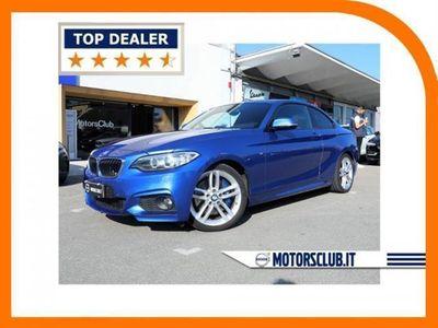 usata BMW 225 d Coupé Msport