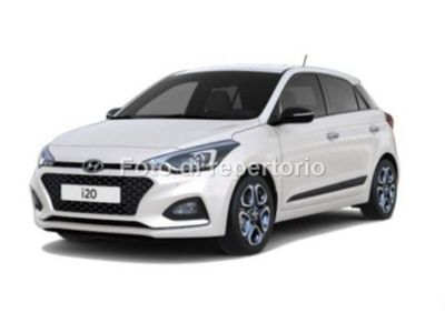 used Hyundai i20 i20 5P1.2 MPI 75 CV TECH