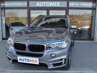 usata BMW X5 XDRIVE 25D