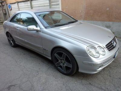 used Mercedes CLK200 CLK 200 Kompr. TPS cat AvantgardeKompr. TPS cat Avantgarde