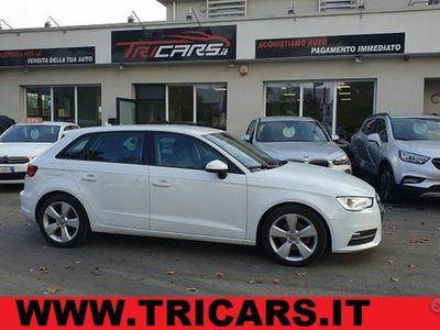 usata Audi A3 SPB 1.6 TDI diesel S tronic PERMUTE