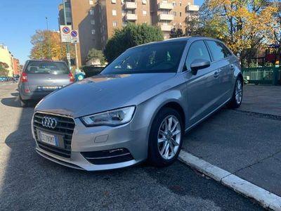 usata Audi A3 SPB 2.0 TDI S tronic Design