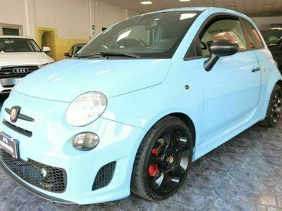 "usata Abarth 500 1.4 Turbo T-Jet 160 CV ""ESSEESSE VICTOR"""