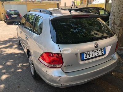 brugt VW Golf Variant Var. 1.6 Comfortline