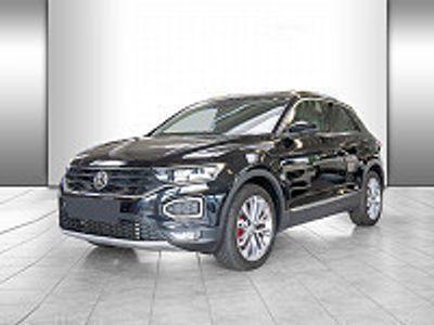usata VW T-Roc 2.0 Tsi Sport 4m Fahr-ass+ Navi Led+
