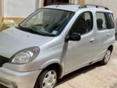 usata Toyota Yaris Verso Versosol