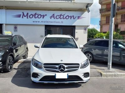 usata Mercedes GLC250 d 204 cv 4 matic premium