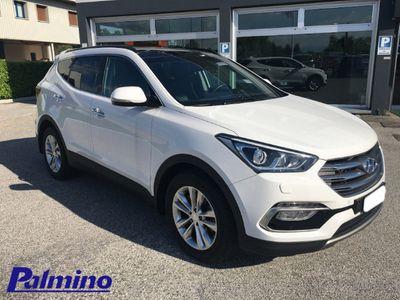 begagnad Hyundai Santa Fe XPossible 2.2 CRDi 200cv A/T 4W