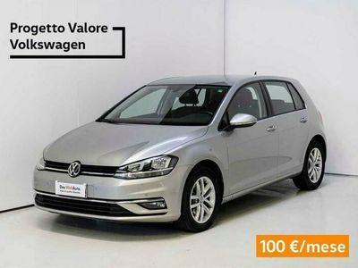 usata VW Golf VII 2017 5p 5p 1.0 tsi Business 115cv