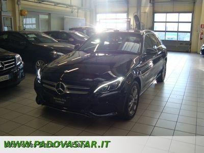 usata Mercedes C200 BlueTEC S.W. Automatic Sport