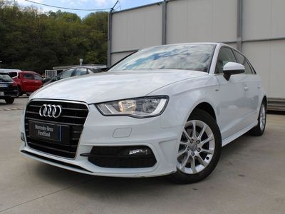 brugt Audi A3 A3SPB 1.6 TDI clean diesel S tronic Attraction