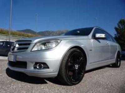 usata Mercedes C350 CDI cat S.W. 4Matic EVO Avantgarde Sport