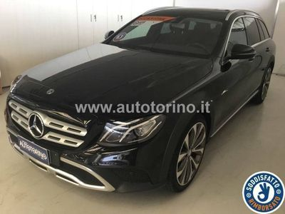 usata Mercedes 220 CLASSE E ALL-TERRAIN E SW all-terraind Business Sport 4matic auto