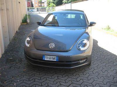 used VW Maggiolino 2.0 TDI DSG Sport