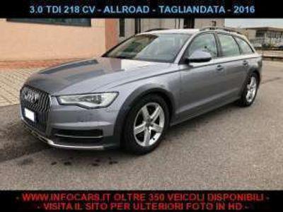 usata Audi A6 Allroad 3.0 tdi 218 cv s tronic business tagliandata diesel