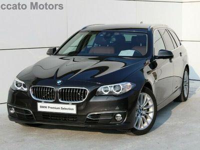 usata BMW 530 Serie 5 dA 249CV Touring Luxury
