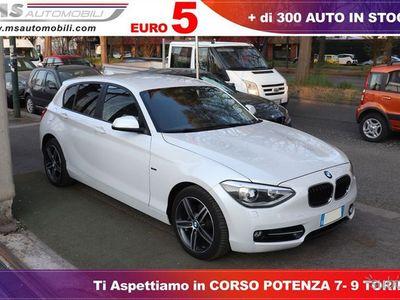 usata BMW 120 Serie 1 d 5p. Sport Automatica Navi U...