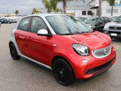 used Smart ForFour 0.9 TURBO 90CV TWINAMIC PACK SPORT