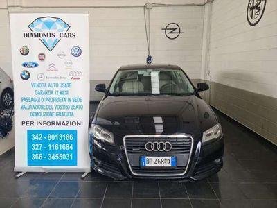 usata Audi A3 2.0 TDI F.AP. QUATTRO