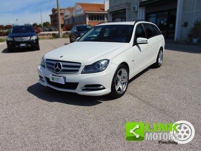 usado Mercedes C220 ClasseSW CDI Blueefficiency Executive, anno 2011, manutenzione curata, perfetta