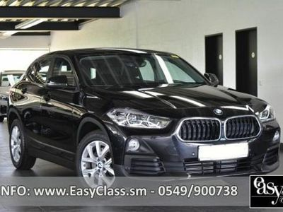 brugt BMW X2 xDrive20d ADVANTAGE auto LED NAVI PDC