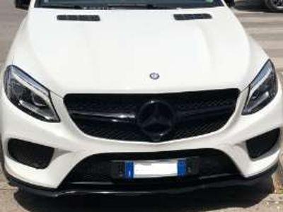 second-hand Mercedes GLE350 d 4Matic Coupé Premium