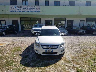 brugt VW Tiguan DIESEL140CV 4motion DSG GARANZIA