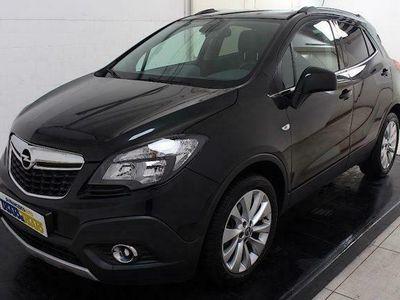 usata Opel Mokka 1.6 CDTI 136CV All Black