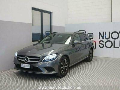 usata Mercedes C220 Classe Cd S.W. Automatic Business