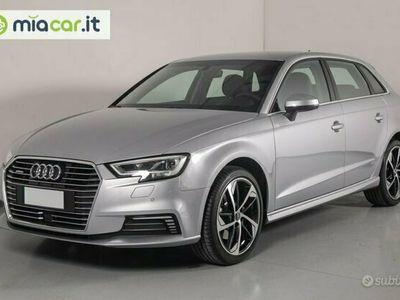 usata Audi A3 e-tron SPB 40 S tronic Admired