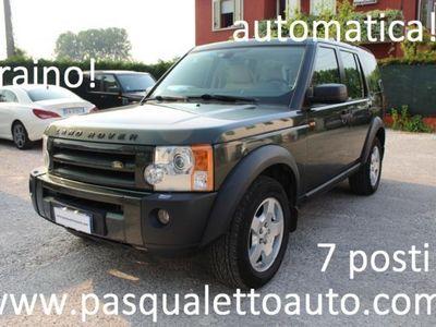 używany Land Rover Discovery 7 POSTI+AUTOMATICA+GANCIO TRAINO 3 2.7 TDV6 SE