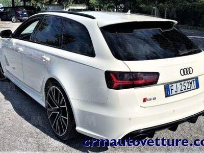 usata Audi RS6 Avant 4.0 TFSI quattro tiptronic performance usato