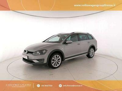 usata VW Golf Alltrack 1.6 tdi executive 110cv