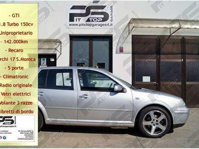 usata VW Golf IV 1.8 Turbo 150cv GTI - Unipro