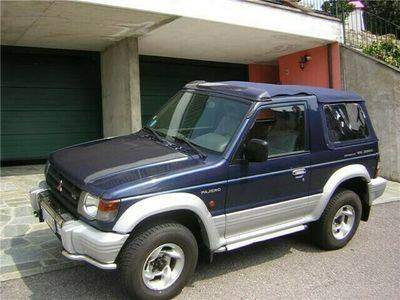 usata Mitsubishi Pajero cabrio