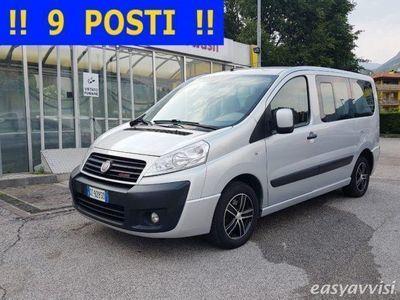 second-hand Fiat Scudo 2.0 MJT/136 DPF PL Combi 9 posti (M1)